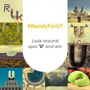 Some inspiration for the #ReadyForU photo contest