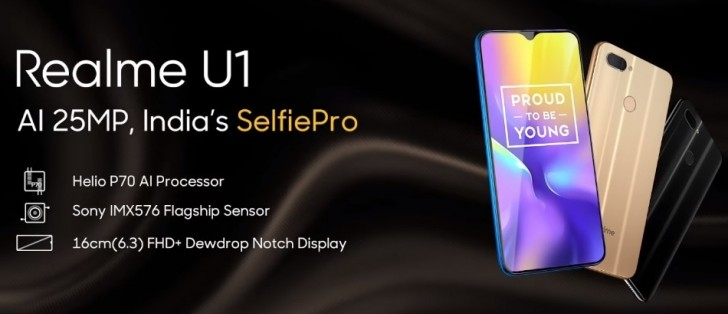 Image result for The first Realme U1 promo video is up
