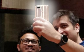 Realme U1 spotted in the wild with dual cameras