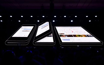 Samsung's foldable phone to come in March for $1,770