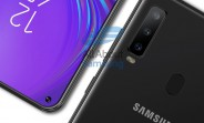 Samsung Galaxy A8s to come without 3.5 mm audio jack