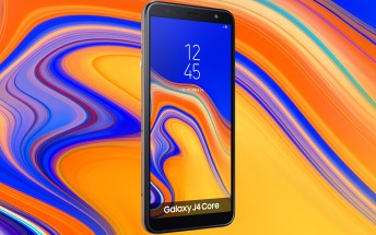 Samsung Galaxy J4 Core goes official with big 6-inch display and 3,300mAh battery