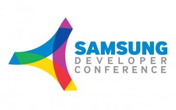 Watch the Samsung Developer Conference keynote live stream here
