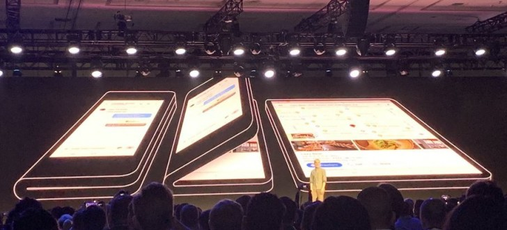 Samsung announces Infinity Flex Display, One UI and talks about Bixby's future
