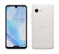 Sharp Aquos R2 compact in Deep White