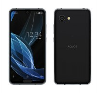 Sharp Aquos R2 compact in Pure Black