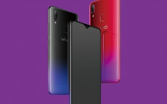 vivo Y95 announced with 4,030 mAh battery and Snapdragon 439