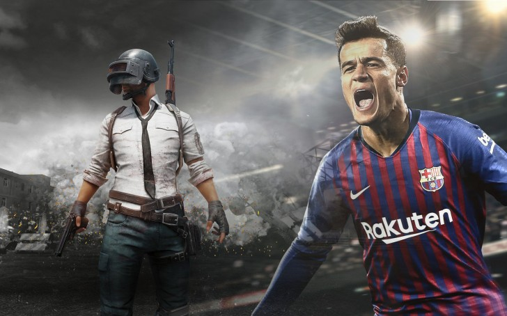 Microsoft is making PUBG and Pro Evolution soccer 2019 free