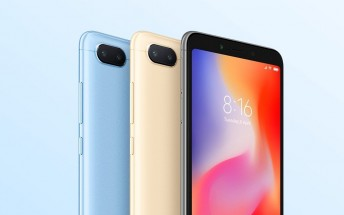 Xiaomi Redmi 6, Redmi 6A arrive for sale in India