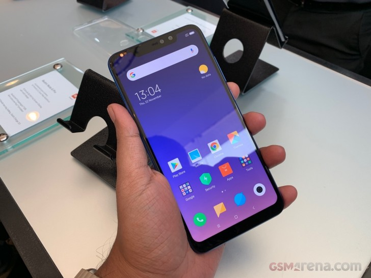 Xiaomi Launches Redmi Note 6 Pro In India Gsmarena Com News