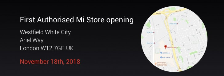 Xiaomi arrives in the UK with phones and accessories in tow