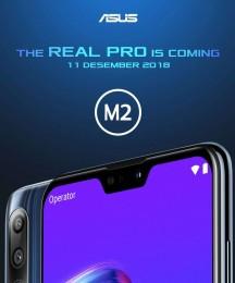 Official Asus Zenfone Max Pro (M2) teaser