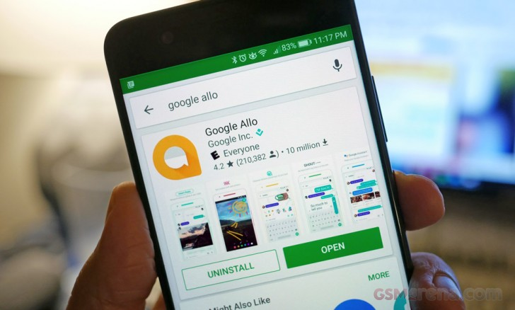 Allo, goodbye: Google is killing off the messaging app