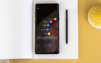 Samsung Galaxy Note9 will get Android 9 Pie on January 15