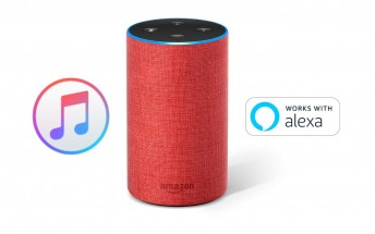 Apple Music is now playing on Amazon Echo speakers with Alexa