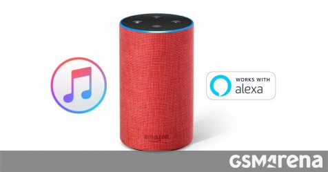 Apple Music is now playing on Amazon Echo speakers with Alexa - GSMArena.com news - GSMArena.com