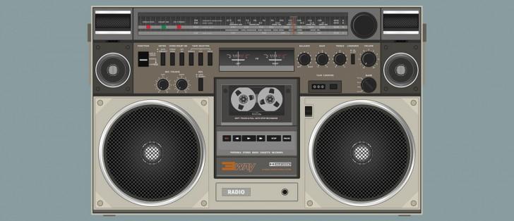 Counterclockwise: FM radio is past its peak
