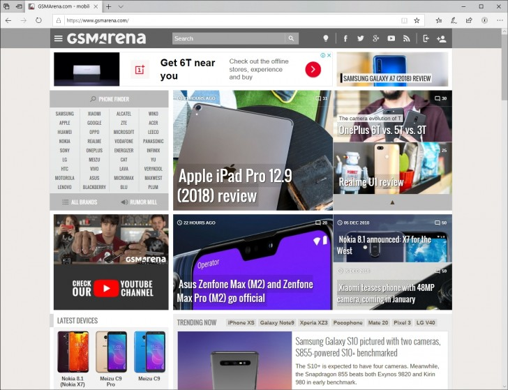 Browser rivals offer cautiously positive welcome to Microsoft's Chromium move
