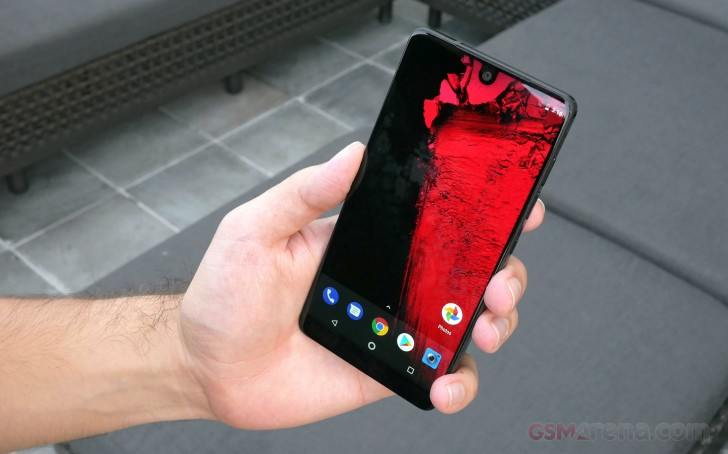 The Essential Phone Sold Out And the Company Won't Add New Ones