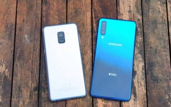 Samsung Galaxy A50 to have 4,000 mAh battery, 24 MP main rear camera