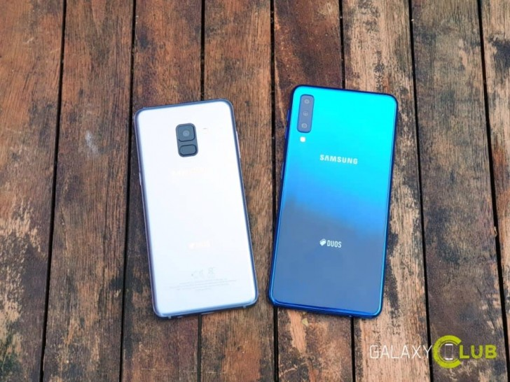 Samsung reportedly working on Galaxy A50 and Galaxy M20 smartphones