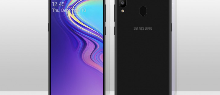 Samsung Galaxy M20 To Carry A 5 000 Mah Battery Launch Markets