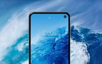 Samsung Galaxy S10 Lite concept render shows even bezels, no chin