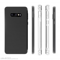 Galaxy S10 Lite case renders