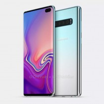 Revised Samsung Galaxy S10+ renders (unofficial)