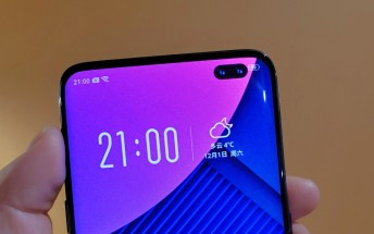 Samsung Galaxy S10+ screen protector confirms the dual selfie cam in a hole