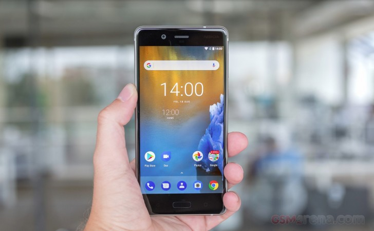 UPDATE] HMD reportedly delaying Nokia 8 Android Pie update