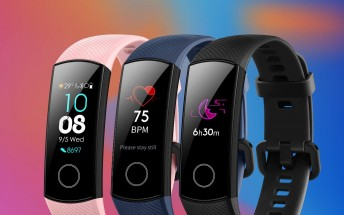 Honor Band 4 to hit India on December 24