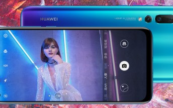 Huawei nova 4 is official with 48MP rear camera, 25MP in-display camera