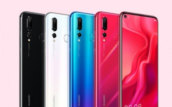 Huawei nova 4 gets new version with less RAM