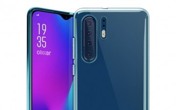 Huawei P30 Pro to have four cameras, Olixar reveals