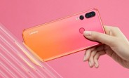 Lenovo Z5s official promo images reveal three neat colors