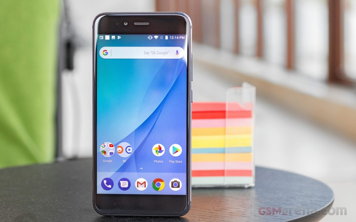 Android 9 0 Pie rolling out to the Xiaomi Mi A1 - GSMArena