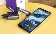Motorola Moto G7 Supra for Cricket surfaces with a regular notch
