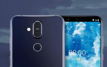 Nokia 8.1 announced: X7 for the West