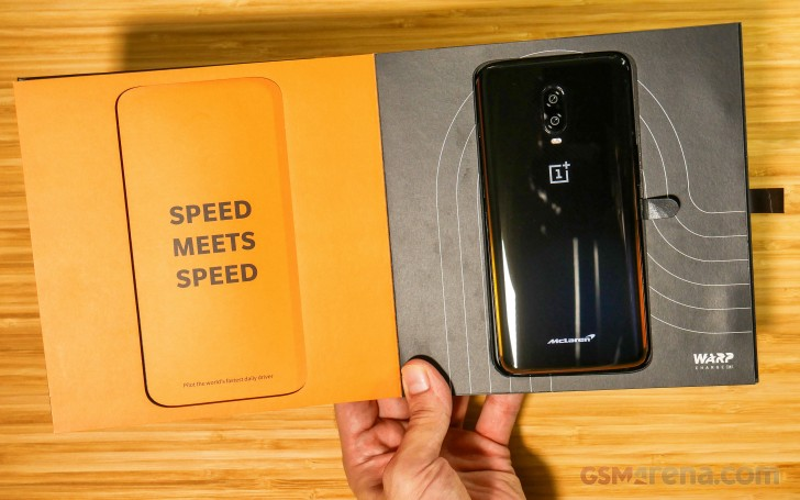 OnePlus 6T McLaren Edition is a $700 Super Fast Charging Edition
