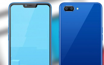 Realme is readying a mid-tier A1 for early 2019
