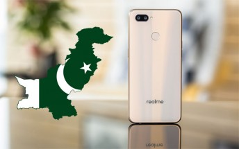 Realme is coming soon to Pakistan