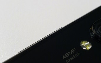 Xiaomi's 48 MP phone might be a Redmi with a hole in the display for the selfie cam