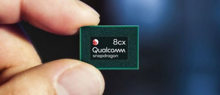 Qualcomm announces Snapdragon 8cx chipset for Windows 10