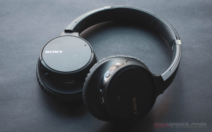 Sony WH-CH700N wireless noise canceling headphones review - GSMArena