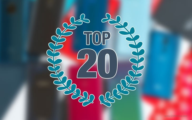 The Top 20 most popular phones of 2018 - GSMArena com news