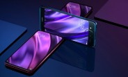 High-quality press renders of vivo NEX 2 show all sides of the phone