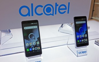 alcatel 1x (2019) hands-on