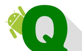 The first Android Q beta build leaks, reveals some of the upcoming features