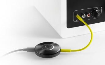 Google discontinues Chromecast Audio